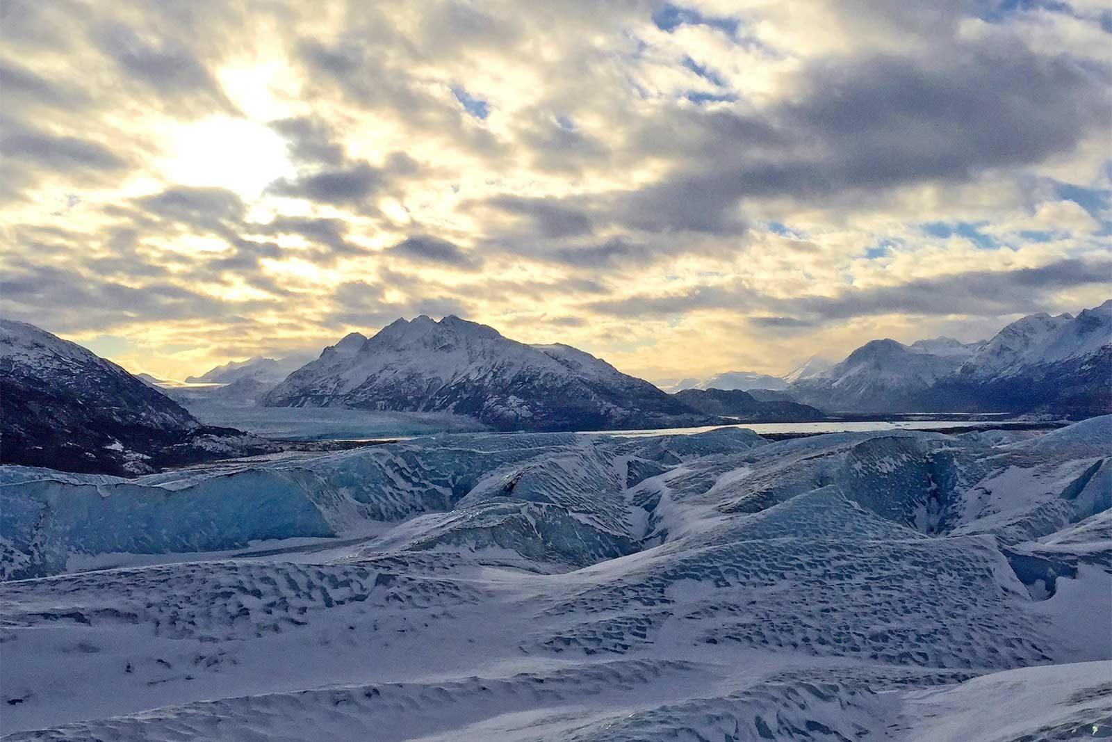 Glacier Tours Alaska Seward
