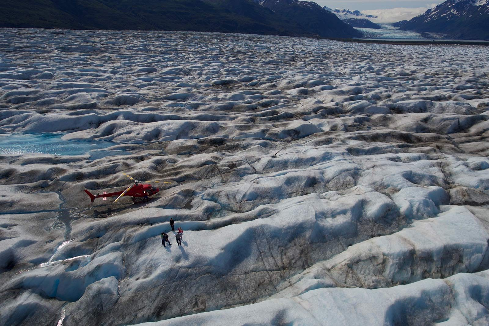 Glacier Tours Near Anchorage