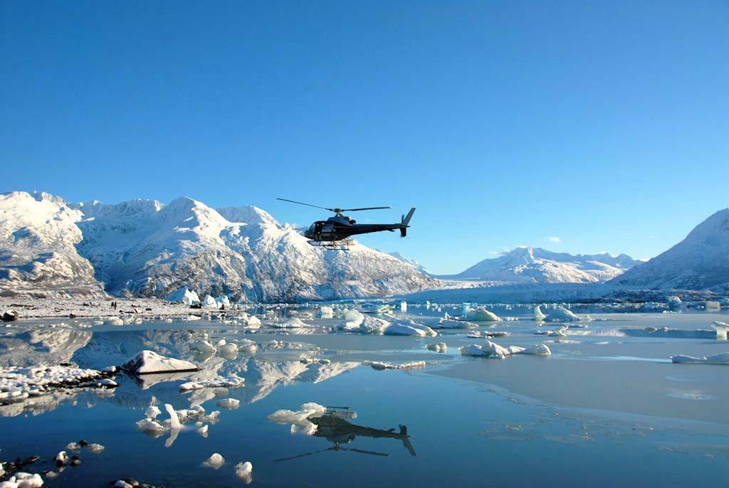 Alaska Glacier Helicopter Flightseeing