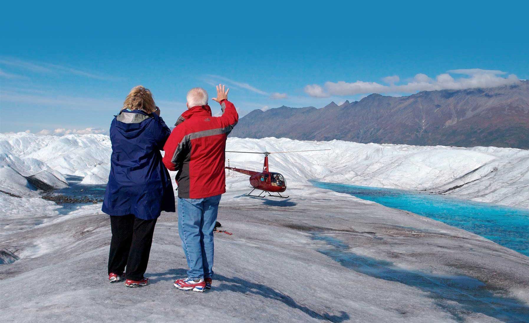 Alaska Glacier Landings