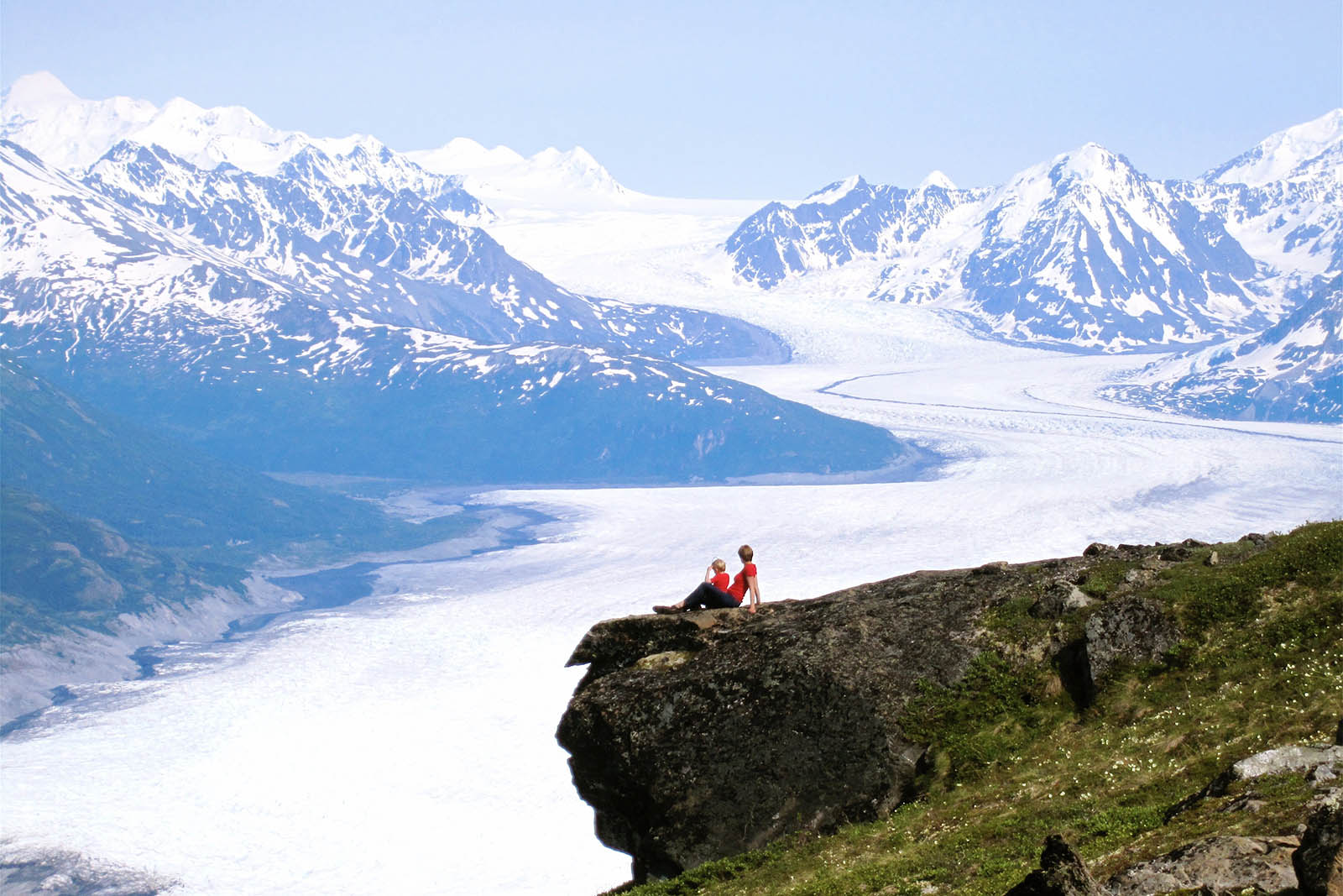 Alaska Glacier Overlook
