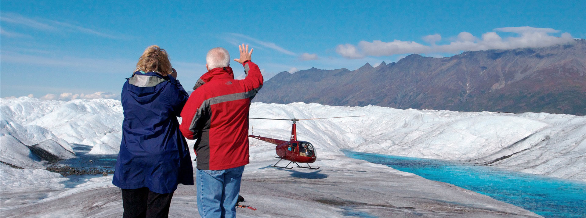 Glacier Landings