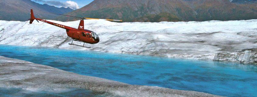 Alaska Glacier Flightseeing